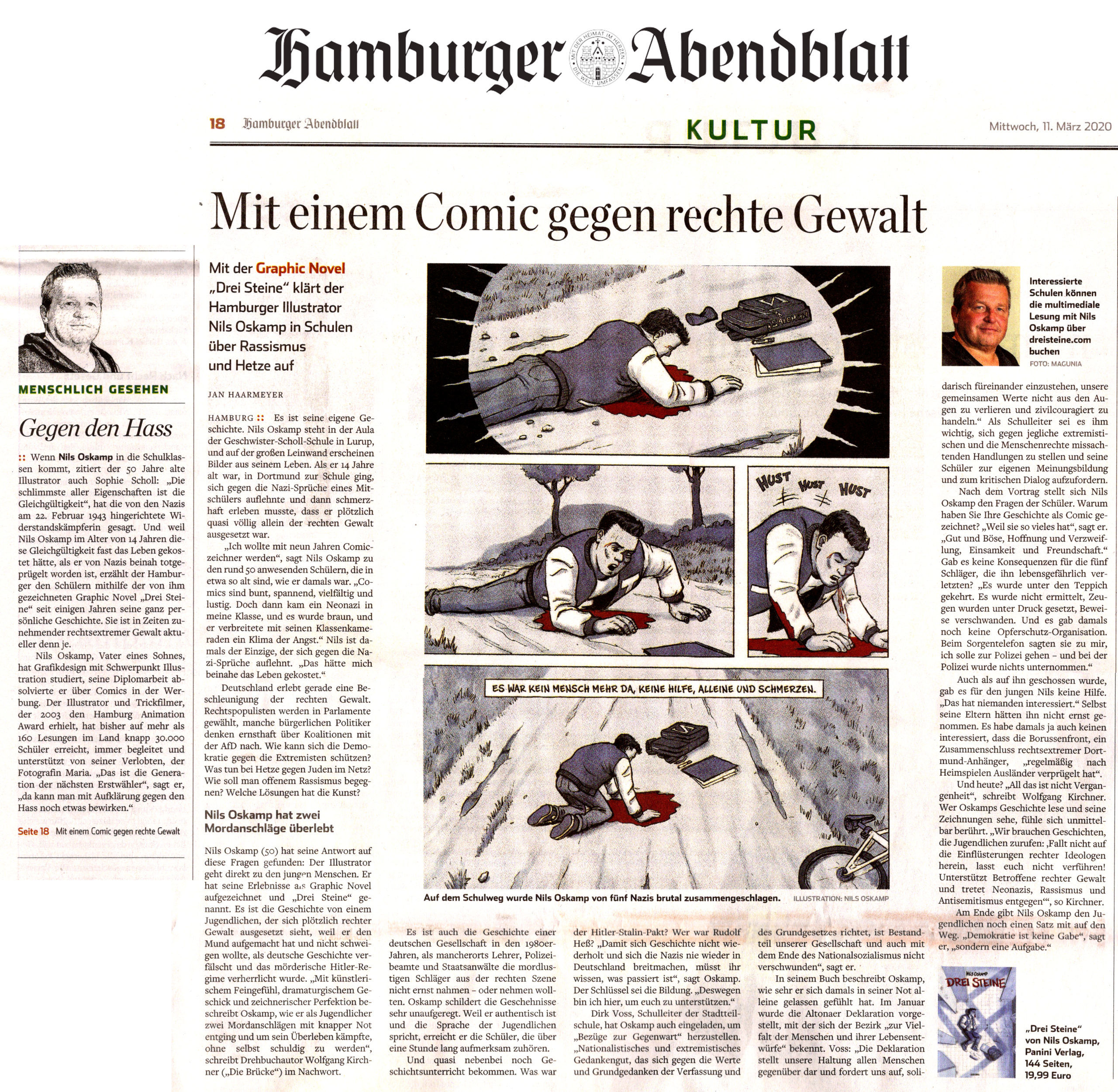 Adresse Hamburger Abendblatt