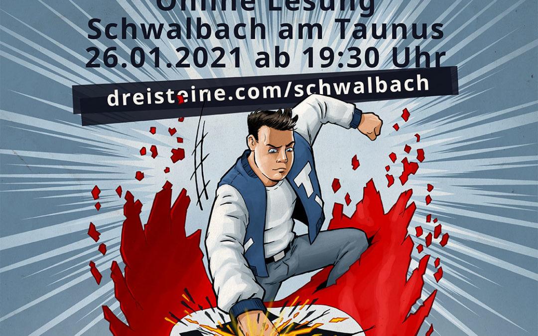 Schwalbach am Taunus – Online Lesung