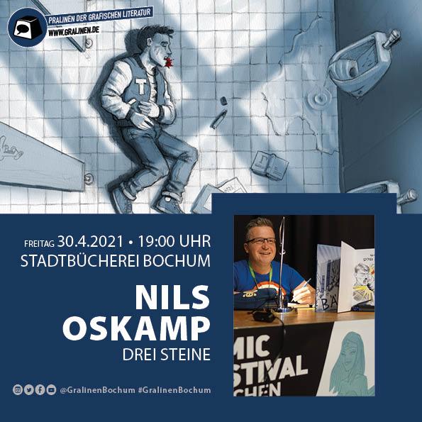 Lesung Live in Bochum Gralinen 30.04.2021