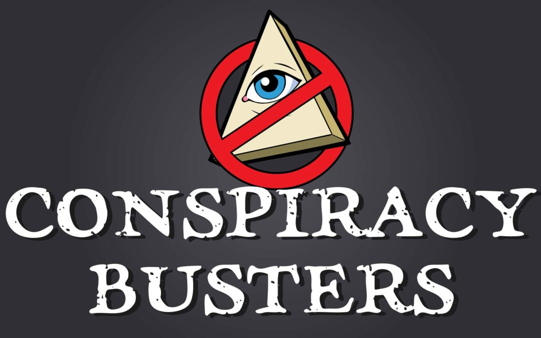CONSPIRACY BUSTERS – COMIC WORKSHOP