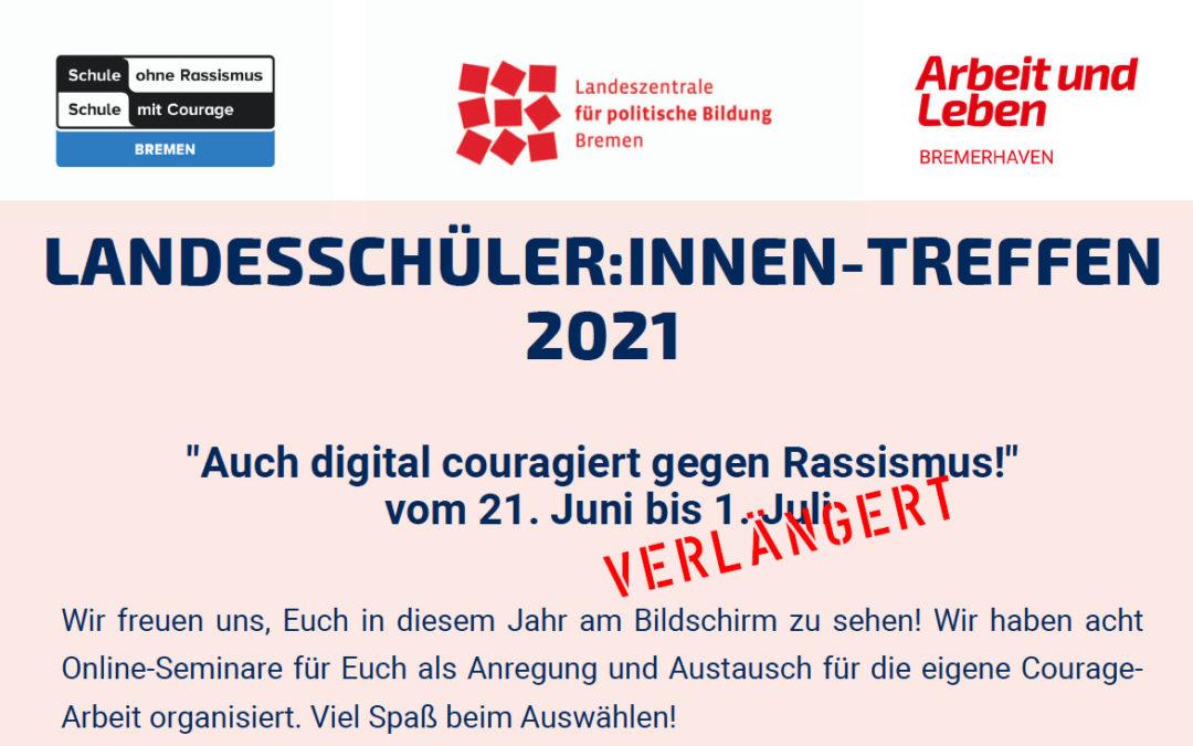 SOR-SMC Landesschüler*innen Treffen Bremen
